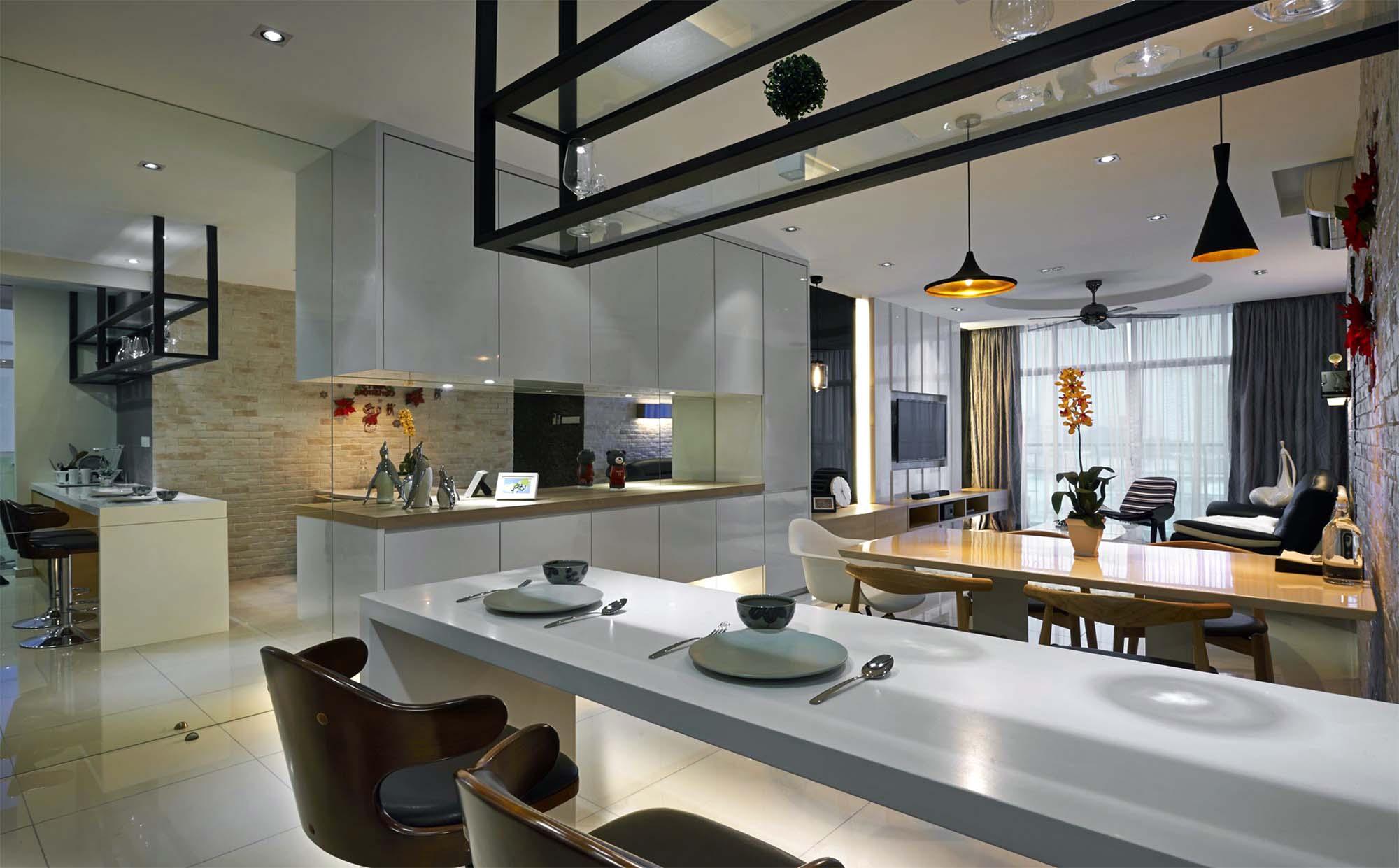 طراحی آشپزخانه جدید 8