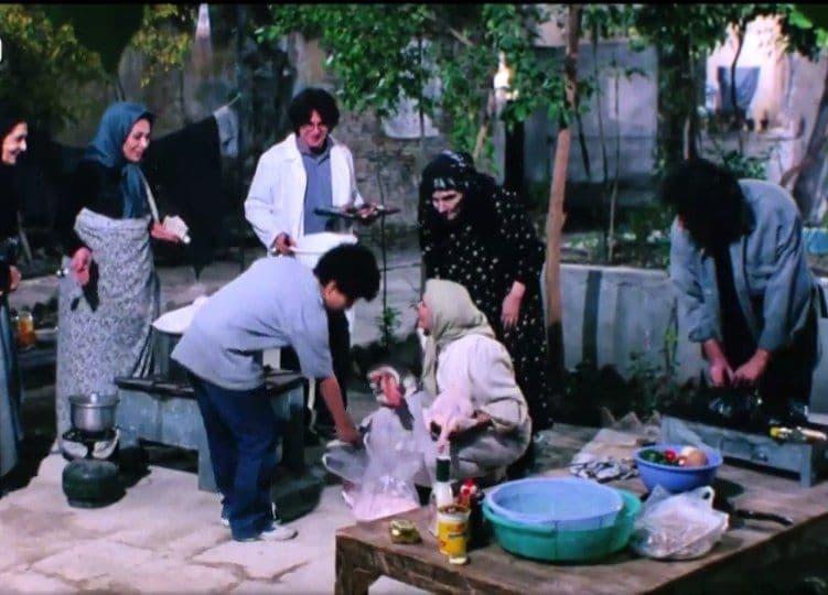 دکوراسیون داخلی در فیلم مهمان مامان (8)