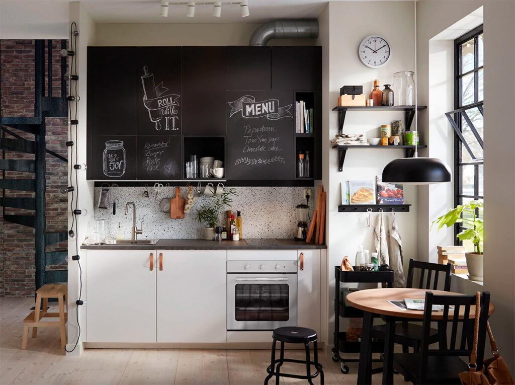 آشپزخانه یک دیواره 38
