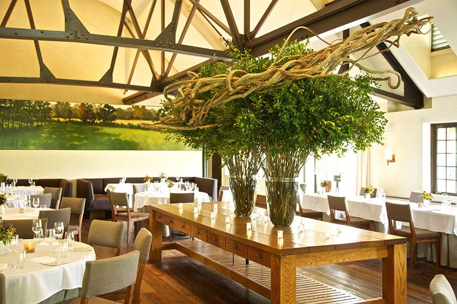 طراحی لاکچری رستوران داخلی (11)