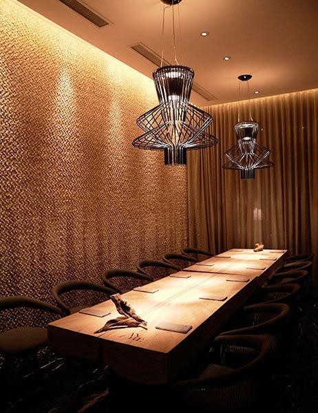 طراحی لاکچری رستوران داخلی (13)