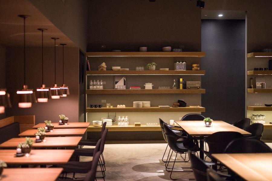 طراحی لاکچری رستوران داخلی (14)