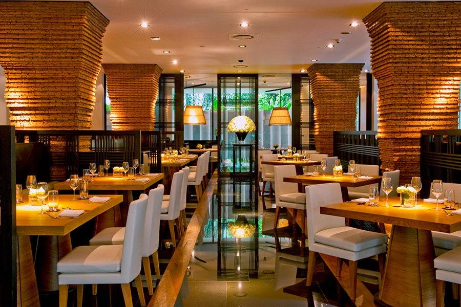 طراحی لاکچری رستوران داخلی (15)