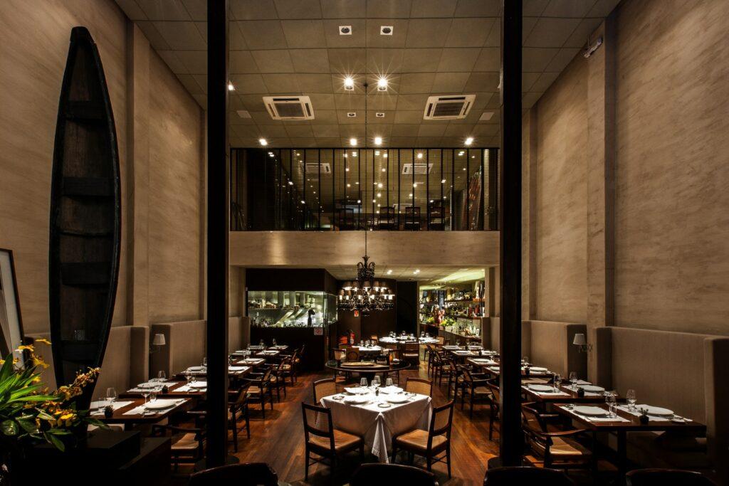 طراحی لاکچری رستوران داخلی (20)
