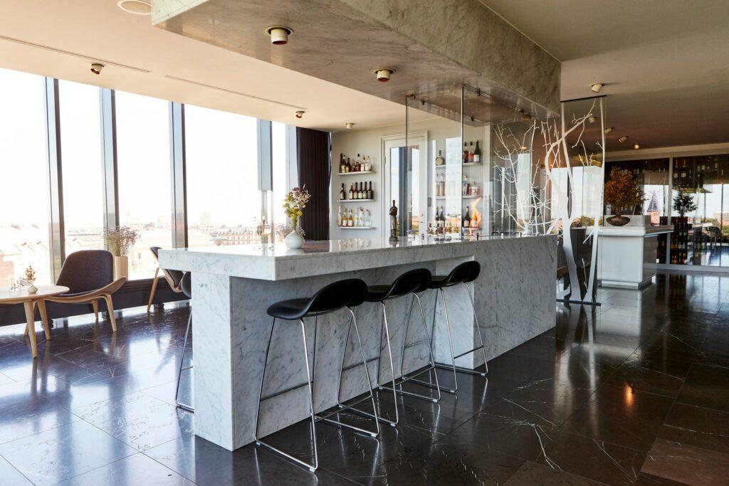 طراحی لاکچری رستوران داخلی (5)