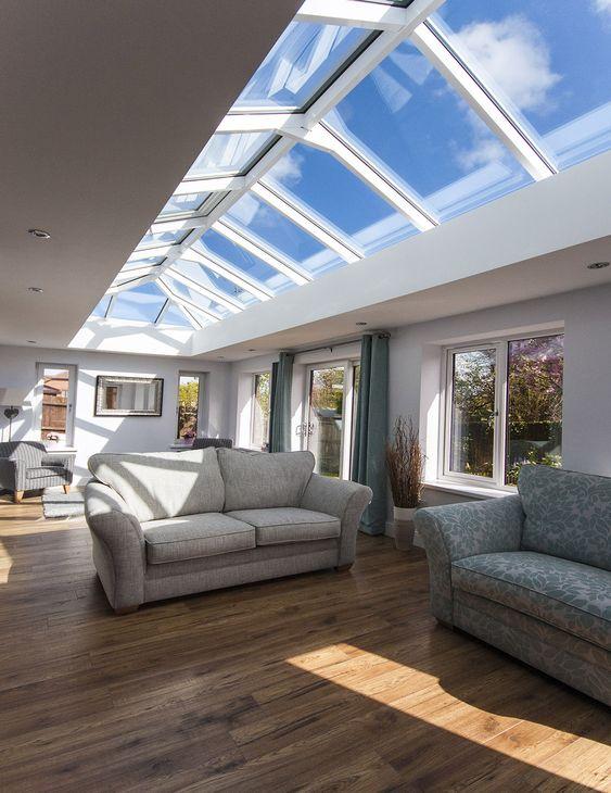 میدونی فرق سقف شیشه ای با سقف کاذب شیشه ای چیه؟ + مدلها