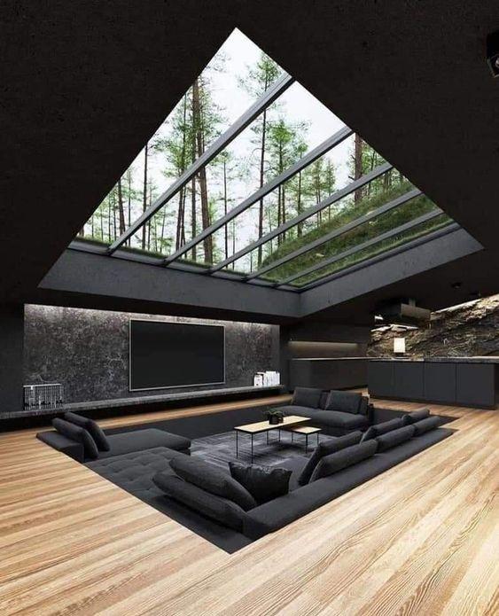 سقف شیشه ای (2)