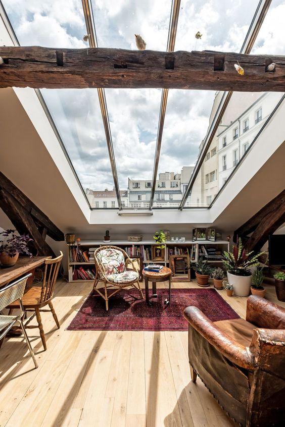 سقف شیشه ای (4)