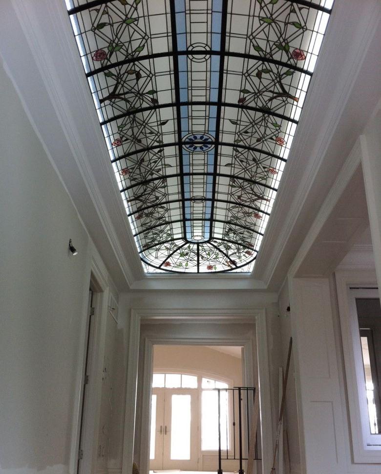 سقف کاذب شیشه ای (16)