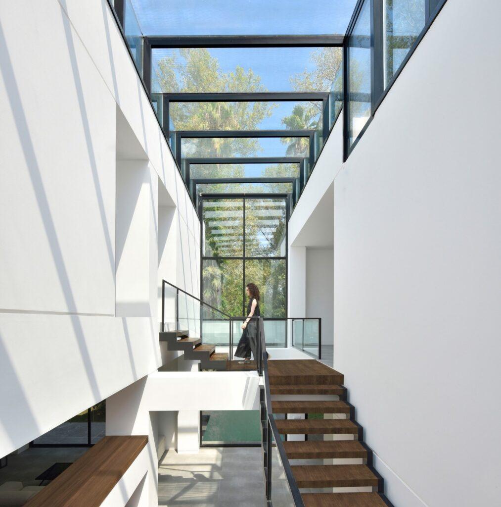 سقف کاذب شیشه ای (18)