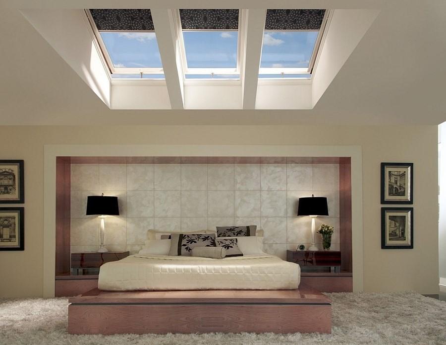 سقف کاذب شیشه ای (2)