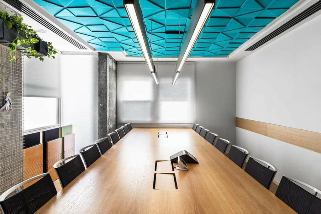 سقف کاذب شیشه ای (3)