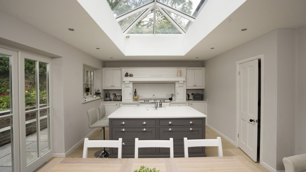 سقف کاذب شیشه ای (5)
