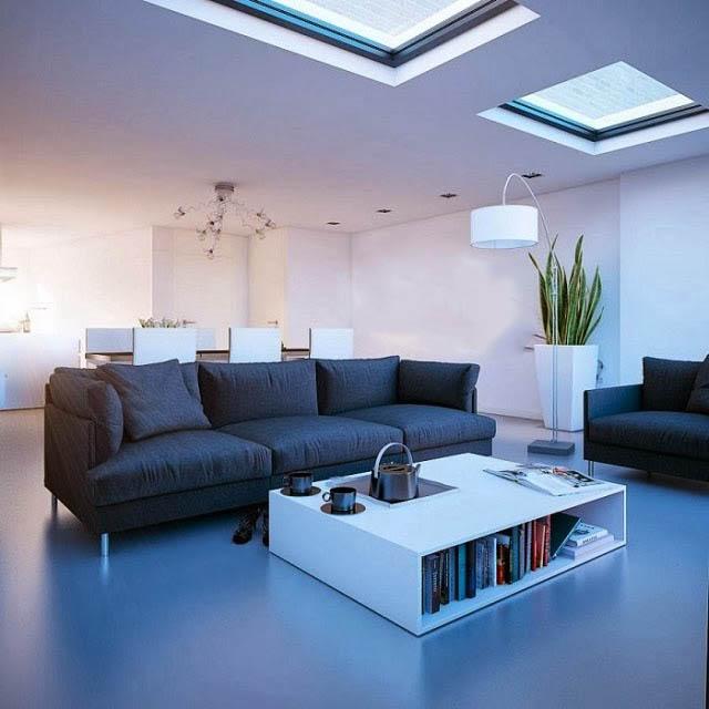 شیشه سقف آشپزخانه (1)
