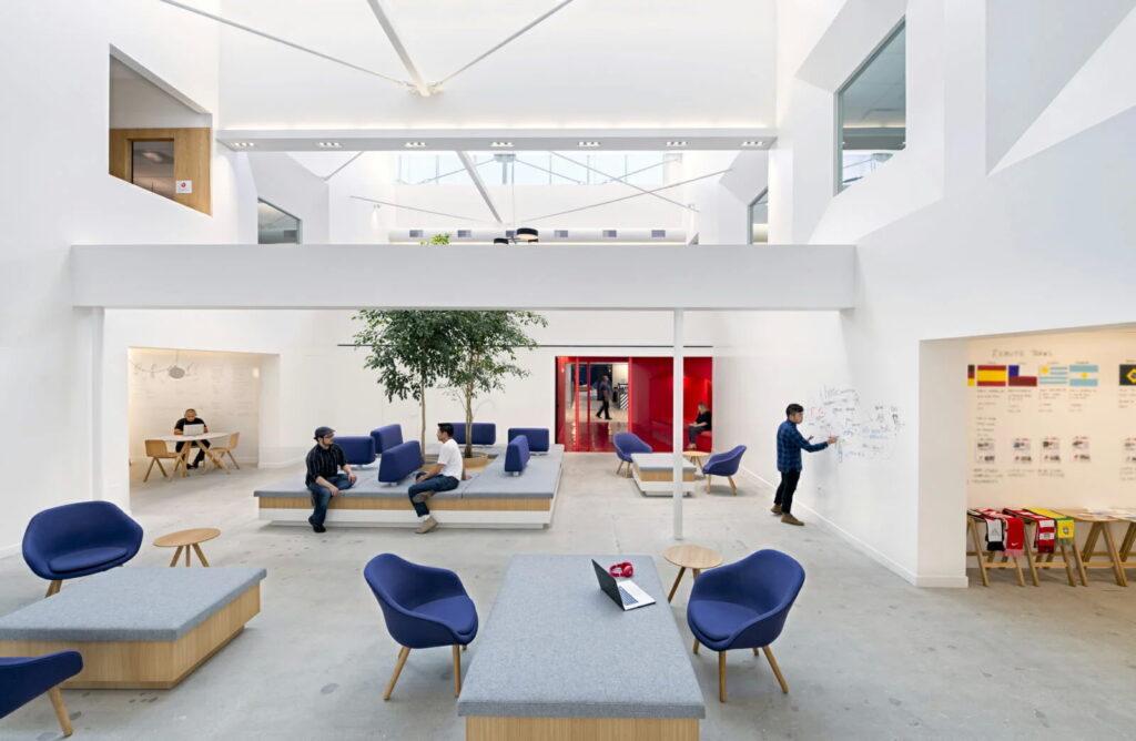 طراحی دفتر کار (3)