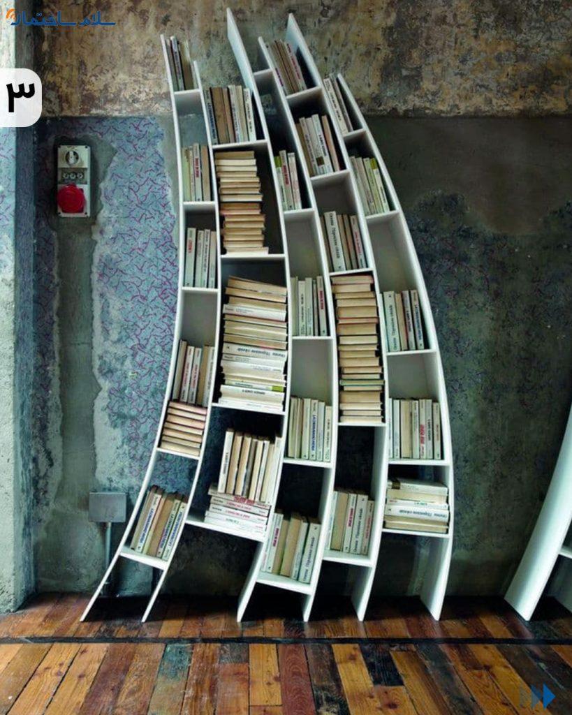 ایده ساخت کتابخانه (4)