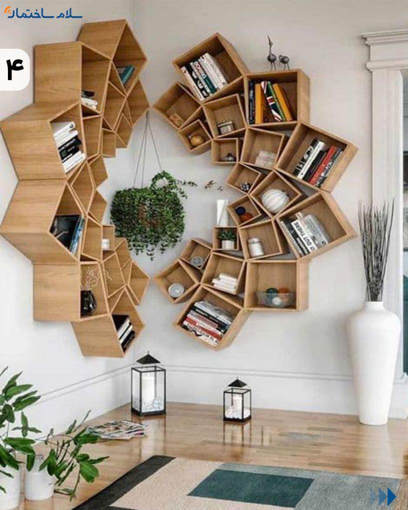 ایده ساخت کتابخانه (5)
