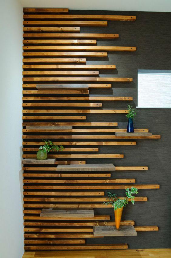 دیوارپوش چوبی (1)