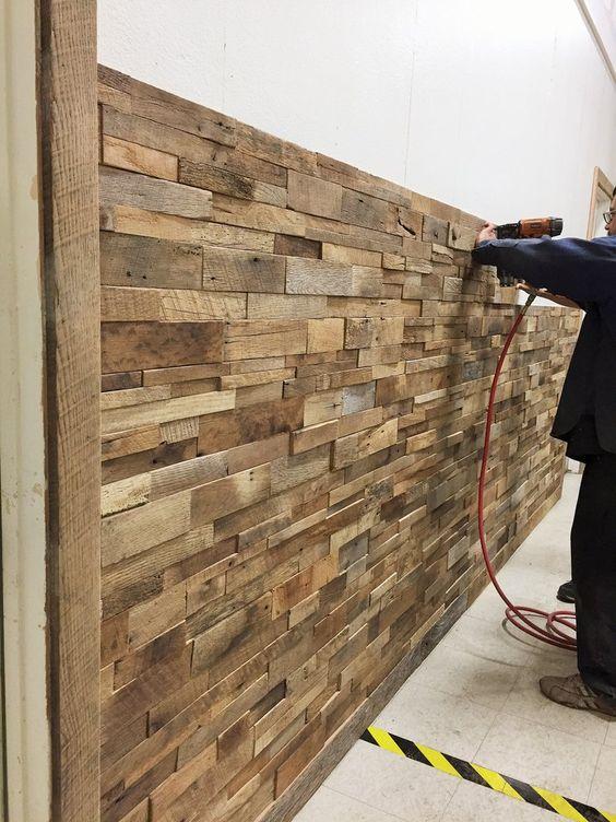 دیوارپوش چوبی (2)